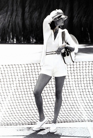 Photographed by Bob Stone  Vogue, January 1974