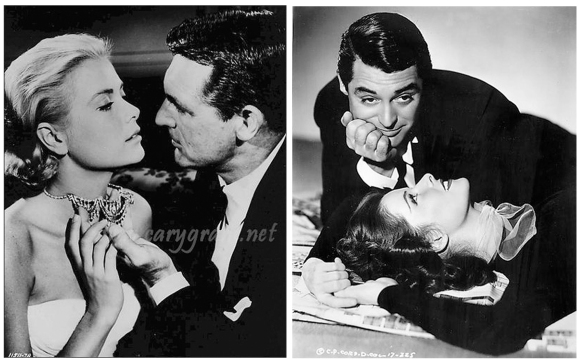 To Catch a Thief,Cary Grant and Grace KellyKatherine Hepburn and Cary Grant- The Philadelphia Story