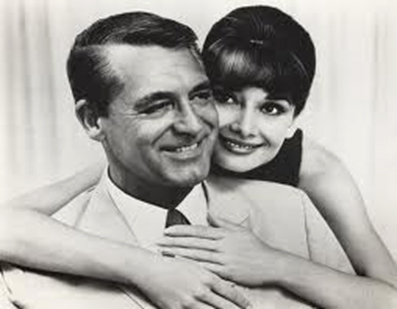 Charade 1963 Cary Grant, Audrey Hepburn