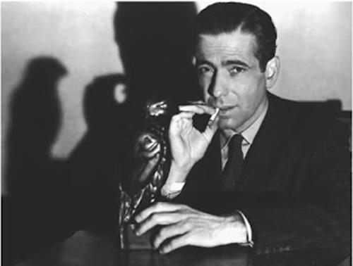 Bogie and The Maltese Falcon