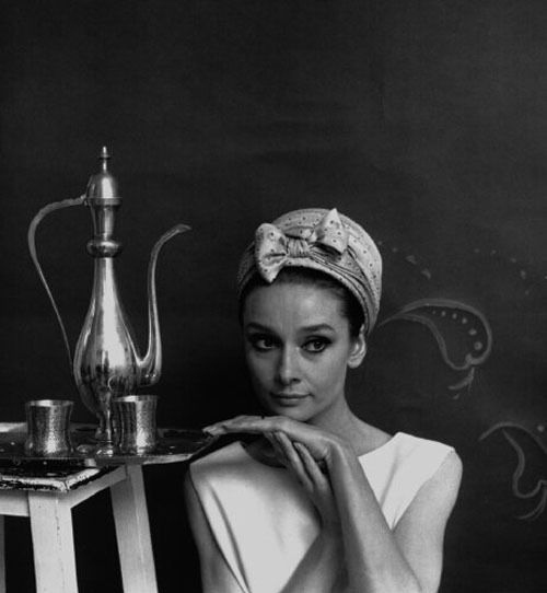 We all could be reminded of such elegant simplicity from a very classy lady. Thank you Audrey.