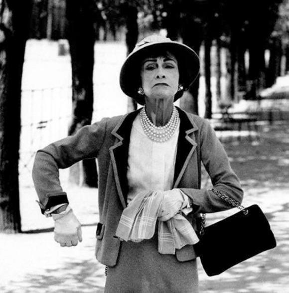Coco Chanel , indomitable until the end, Douglas Kirkland