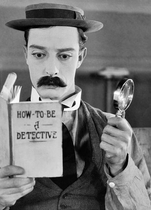 Sherlock jr , 1924, Running time: 45 minutes Starring Buster Keaton