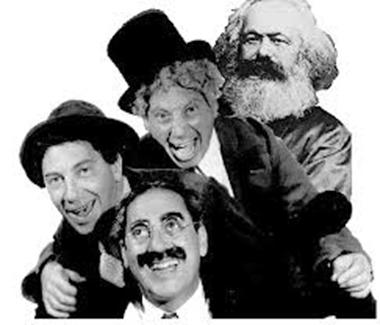 Ο θείος Κάρολος και οι υπόλοιποι MarxBrothers.