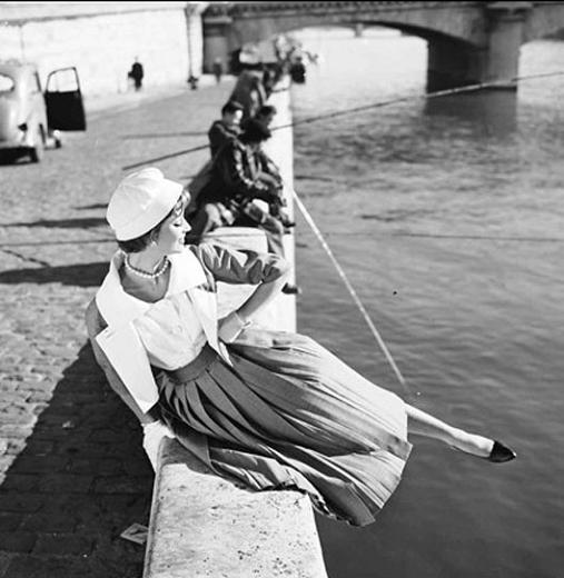 Marie Helen Arnaud, 1957