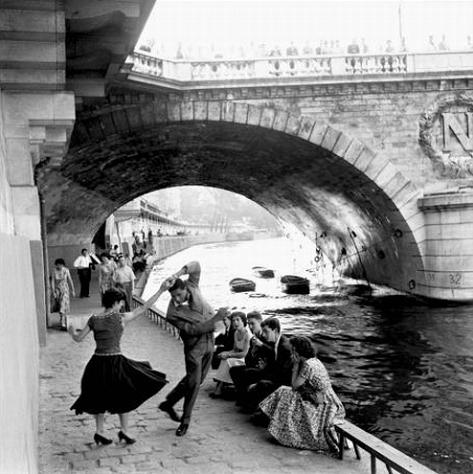 Paris, 1952 by Paul Almasy
